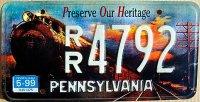 pennsylvania 1999 preserve our heritage