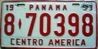 panama 1993 centro america