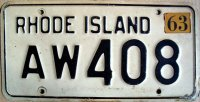 rhode island 1963