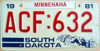 south dakota 1981