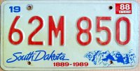 south dakota 1988