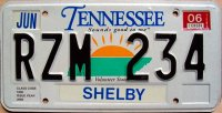 tennessee 2006 sounds good to me