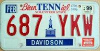 tennessee 1999 bicentennial
