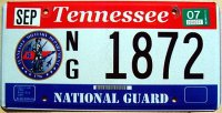 tennessee 2007 national guard