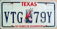 texas 150 years of statehood