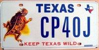 texas keep texas wild