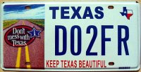 texas keep texas beautiful