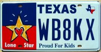 texas proud for kids
