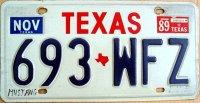 texas 1989