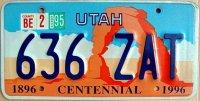 utah 1995 centennial