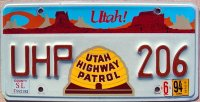 utah 1994 utah highway patrol
