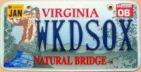 virginia 2008 natural bridge