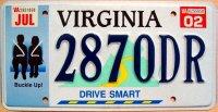 virginia 2002 drive smart