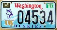 washington 1998 huskies