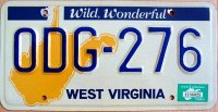 west virginia 1983 wild,wonderful
