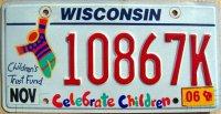 wisconsin 2006 celebrate children