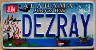 alabama 2006 forever wild
