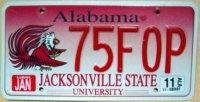 alabama 2011 jacksonville state university