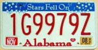 alabama 2008 stars fell on