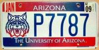 arizona 2009 the university of arizona