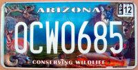 arizona 2012 wildlife