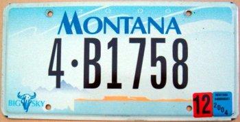montana 2004