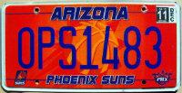 arizona 2011 phoenix suns NBA