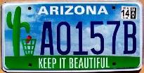 arizona 2014 keep it beautiful