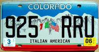 colorado 2006 italian american