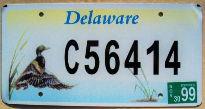 delaware 1999 duck