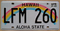 hawaii 2017 rainbow