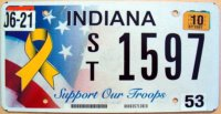 indiana 2010 support our troops