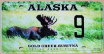 alaska gold creek-susitna