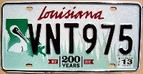 louisiana 2013 200 ans
