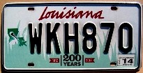 louisiana 2014 200 ans