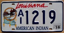 louisiana 2016 amreican indian