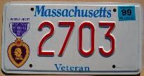 massachusetts 1999 veteran