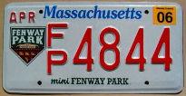 massachusetts 2006 fenway park