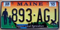maine 2010 support local agriculture
