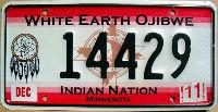 minnesota 2011 white earth band ojibwe
