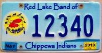 minnesota 2010 red lake band chippewa