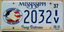 mississippi 2015 iraq veteran