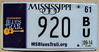 mississippi 2014 blues trail