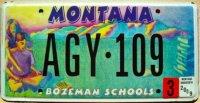 montana 2009 bozeman schools