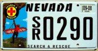 nevada 2008 search & rescue