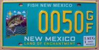 new mexico 2011 fish