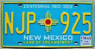 new mexico 2017 centennial