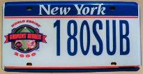 new york subway series 2000