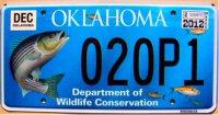 oklahoma 2012 wildlife fish