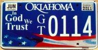 oklahoma 2011 in god we trust